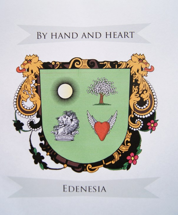 Remember this; Matt and I began a micronation called Edenesia. I am the Empress and he is the Archduke. www.MicronationofEdenesia.com Yes...elaborate...yes fun!